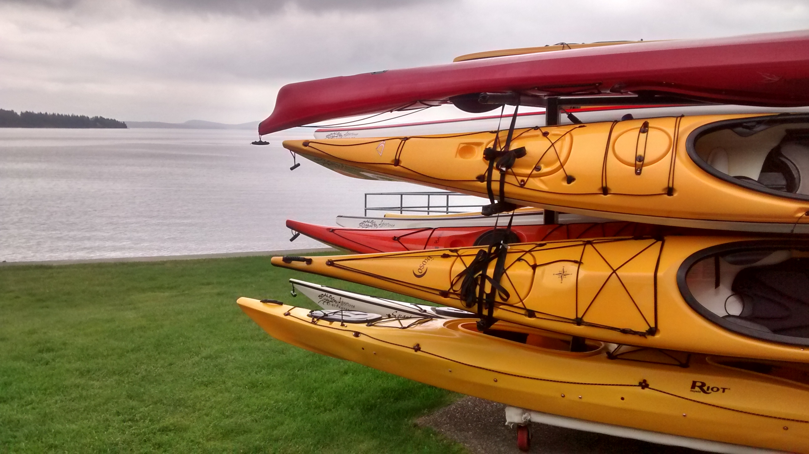 Sealegs Kayaking | Tours | Rentals | Sales | Ladysmith